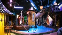 【ユニバッケン】子供向けのイベントも多く開催される