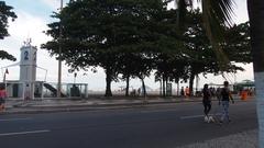 【コパカバーナ海岸】ポスト2付近