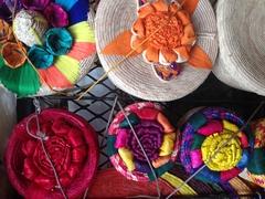 【オアハカ歴史地区とモンテ・アルバンの古代遺跡】手工芸品の町としても名高いオアハカ
