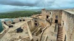 サンティアゴ・デ・クーバのサン・ペドロ・デ・ラ・ロカ城