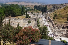 エフェス都市遺跡(エフェソス)