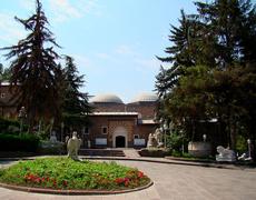 【アナトリア文明博物館】博物館の入り口