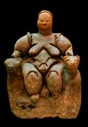 【アナトリア文明博物館】カルケミシュで発掘されたヒッタイトの戦車のレリーフ