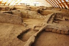 チャタルホユックの新石器時代遺跡
