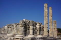 【クサントス-レトーン】レトーン遺跡の神殿跡