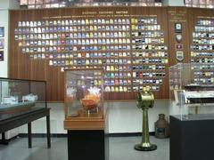 【ヘレニック海洋博物館】ギリシャ商船の歴史ホール