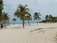 【バラデロビーチ】ホテルゾーンビーチ