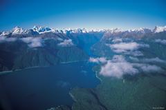 【テ・ワヒポウナム-南西ニュージーランド】ニュージーランドの土地全体の約10%を占める/Tourism Eastland Inc