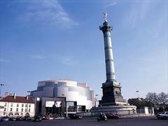 【バスティーユ広場】フランス革命勃発の地