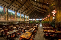 【ポリネシア・カルチャー・センター】ポリネシア文化センター PCC ゲートウェイレストラン