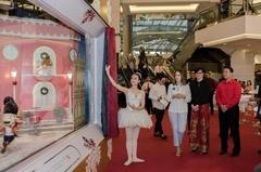 【タマン・アングレック】500以上の店舗が入り賑わうショッピングセンター