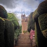 クレイゼス城と庭園