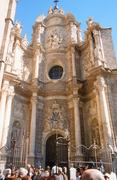 【大聖堂(カテドラル)】様々な建築様式が混在した建物