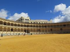 【闘牛場】スペイン最古の闘牛場のひとつ