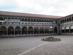 サント・ドミンゴ教会(太陽の神殿)