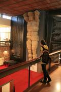 【州立考古学博物館】ゼウス神殿から発掘されたテラモーネ