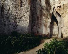 【ネアポリ考古学公園】ディオニュシオスの耳