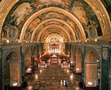 聖ヨハネ准司教座聖堂・博物館