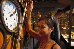 【ラ・ショー-ド-フォン/ル・ロクル、時計製造の町】ル・ロクルの国際時計博物館