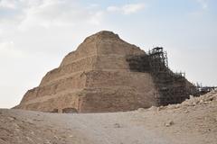 ジェセル王のピラミッド・コンプレックス