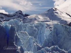 スペガツィーニ氷河