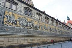 ドレスデン城(君主の行列)