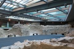 ペーチ(ソピアネ)にある初期キリスト教墓地遺跡