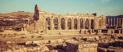 ヴォルビリスの考古遺跡