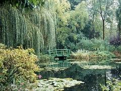 【クロード・モネの家と庭園】
