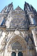【聖ヴィート大聖堂】ゴシック様式の大聖堂