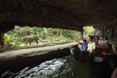 【シンガポール動物園】アマゾン・リバークエスト