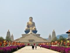 【仏光山(ブッコウサン)】仏光山佛陀紀念館