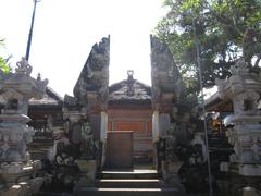 【クボ・エダン寺院】13世紀ごろ建立された寺院