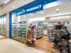 【シェブロン・ルネッサンス】万が一の時、頼りになる薬局も毎日22時までオープンしている