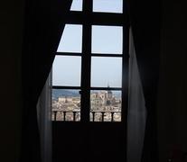 【軍事博物館】トレドの街を見下ろす王城。