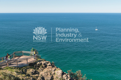 【バイロン岬】オーストラリア最東端岬から太平洋を眺める