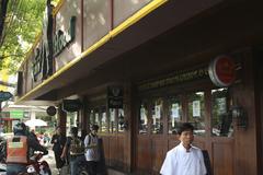 【ロビン・フッド】日本人在住者も多い界隈にある