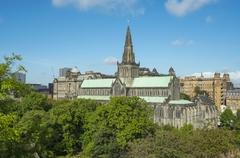 【グラスゴー大聖堂】グラスゴーの様々な歴史と共に歩む大聖堂