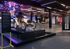 【科学産業博物館】英国を代表するロールスロイスは航空機エンジンでも知られる