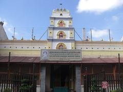 【スリ・ポヤタ・ビノヤガ・ムーティ寺院】マレーシア最古の寺院