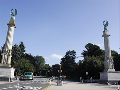 【プルデンシャル・センター・スカイウォーク】ブルックリン最大の公園