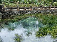 【ティルタ・ウンプル寺院】聖水は今も湧き出ている
