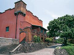 【紅毛城(コウモウジョウ)】異国文化の面影を残す建物は一級古跡に指定されている