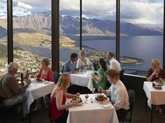 【スカイライン・ゴンドラ】絶景とバイキングが楽しめるレストラン