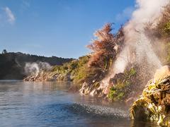 ワイマング火山渓谷